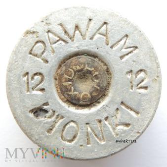 PAWAM 12 Pionki