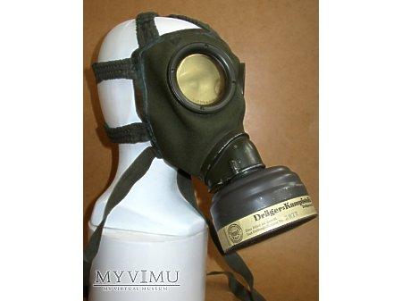 Maska przeciwgazowa GM-30