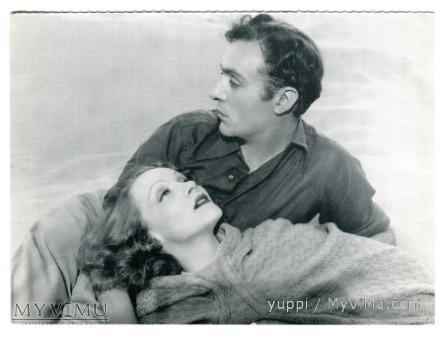 Marlene Dietrich Ogród Allaha