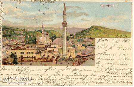 Duże zdjęcie Sarajevo
