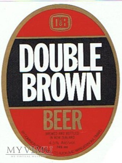 dominion breweries - bouble brown beer
