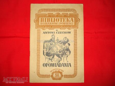 """""""Opowiadania"""" - Antoni Czechow"""