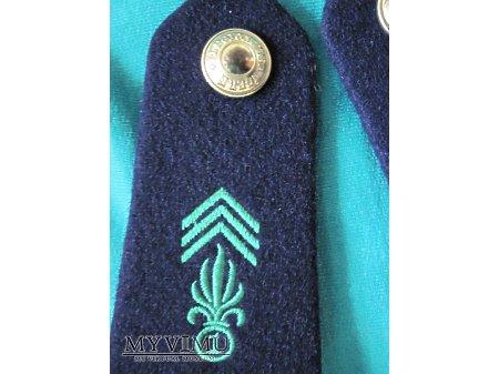 Pagony legionista / mundur wyjściowy