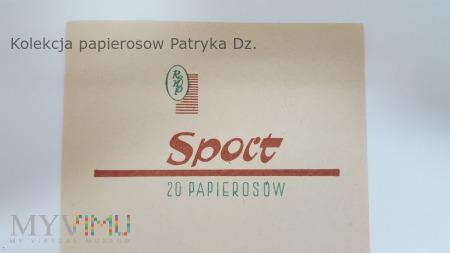 Papierosy SPORT 20 szt. - etykieta Dziecko 3,5 zł