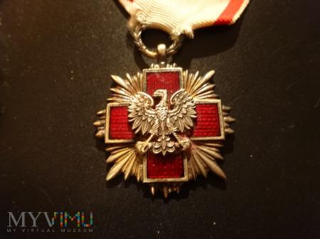 Medal Odznaka Honorowa PCK - złoty