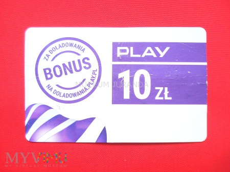 Play 10 zł.(11)