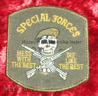 Special Forces naszywka