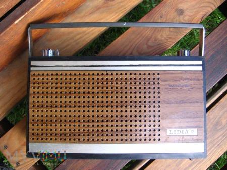 Radio Lidia MOT 721 Eltra