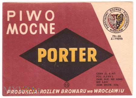 Wrocław, porter