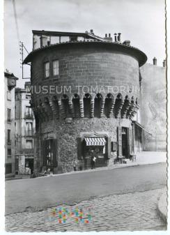 Puy - La Tour Pannesac - lata 50-te XX w.