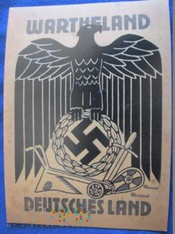 Duże zdjęcie Propagandowa karta pocztowa