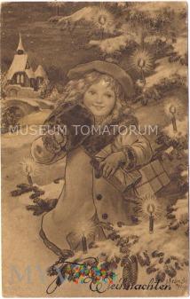 Wesołych Świąt - 1928