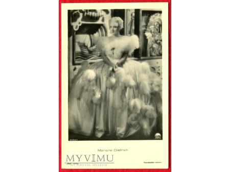 Marlene Dietrich Verlag ROSS 8496/1