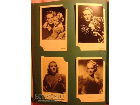 Album Strona Marlene Dietrich Greta Garbo 26