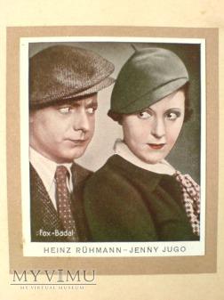 Haus Bergmann Farb-Filmbilder Heinz Rühmann 94