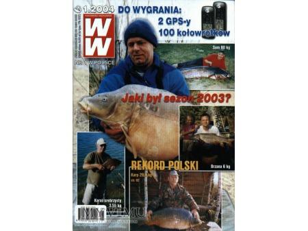 Wiadomości Wędkarskie 1-6/2004 (655-660)