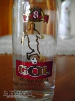wódka GOL