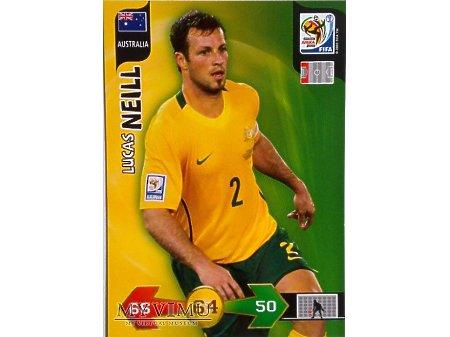 Lucas Neill - AUSTRALIA