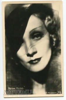 Marlene Dietrich MARLENA JOSPE nr 328