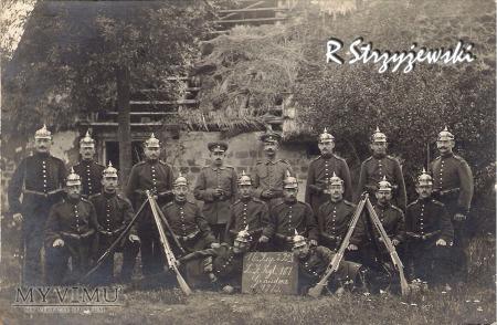 101 Pułk Obrony Krajowej Grudziądz 1915