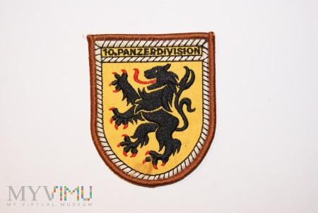 Naszywka 10. Panzerdivision (Bundeswehr)