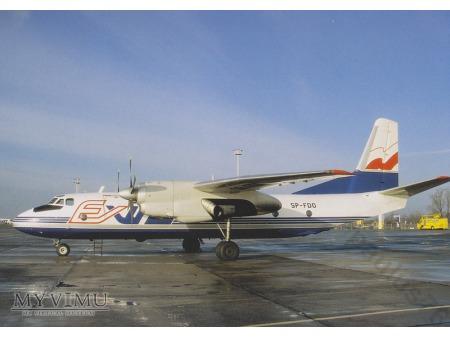 An-26B, SP-FDO