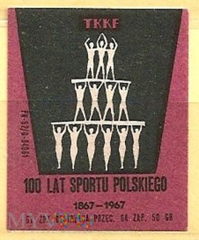 100 Lat Sportu Pol.1967.Bystrzyca.8