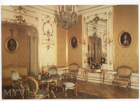 W-wa - Zamek - wnętrza, Pokój Towarzyski - 1990