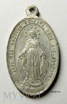 Medalik Maryja