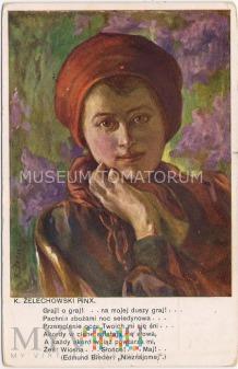 Żelechowski - Kobieta - 1917