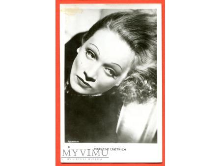 Marlene Dietrich CHANTAL Francja nr 3