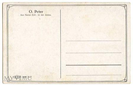 Quo Vadis - W obliczu śmierci - Peter