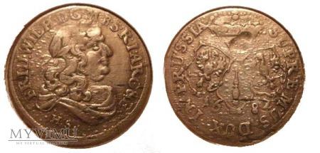 Szóstak Fryderyk Wilhelm I 1682