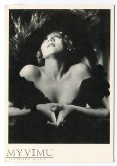 Marlene Dietrich Pieśń nad Pieśniami 1933
