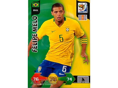 Felipe Melo - Brazylia