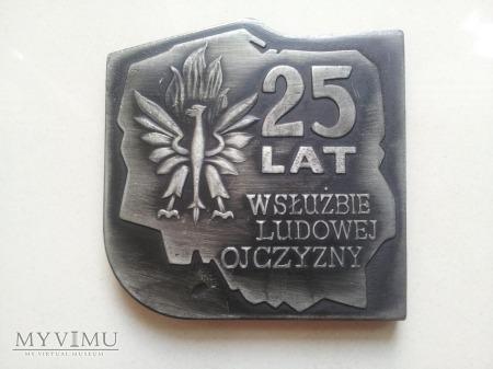 25 Lat w Słuzbie Ludowej Ojczyzny - KGSP