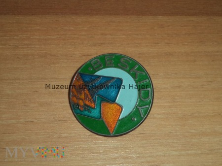 Odznaka BESKIDY