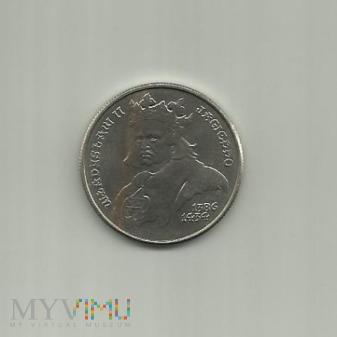 500 złotych, 1989 Władyslaw II Jagiełło