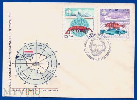 X-Lecie Polskiej Stacji Antarktycznej-13.2.1987.2b