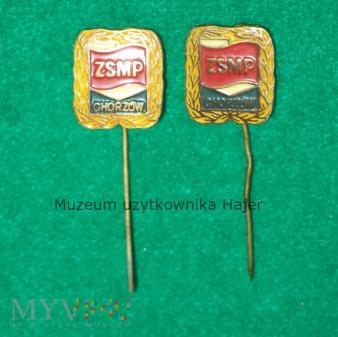 ZSMP Chorzów - odznaka