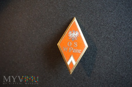 Oficerska Szkoła Wojsk Pancernych - wz. 52r.