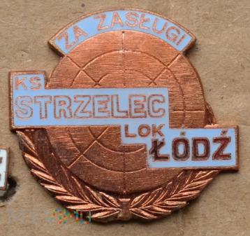 Strzelec Łódź 11 - za zasługi