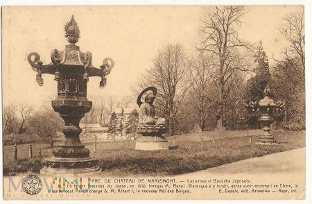 Parc Du Chateau De Mariemont.a