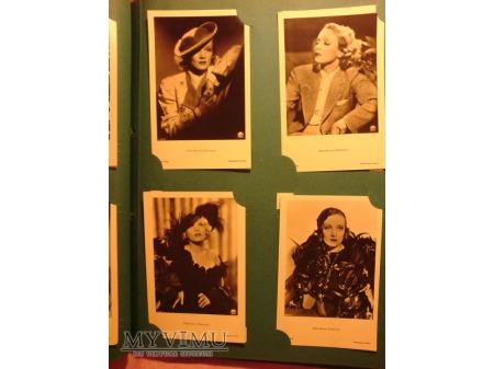 Album Strona Marlene Dietrich Greta Garbo 27