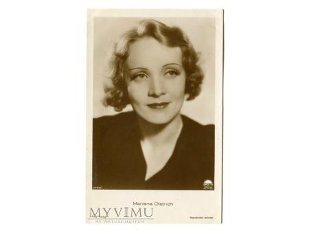 Marlene Dietrich Verlag ROSS 5755/1