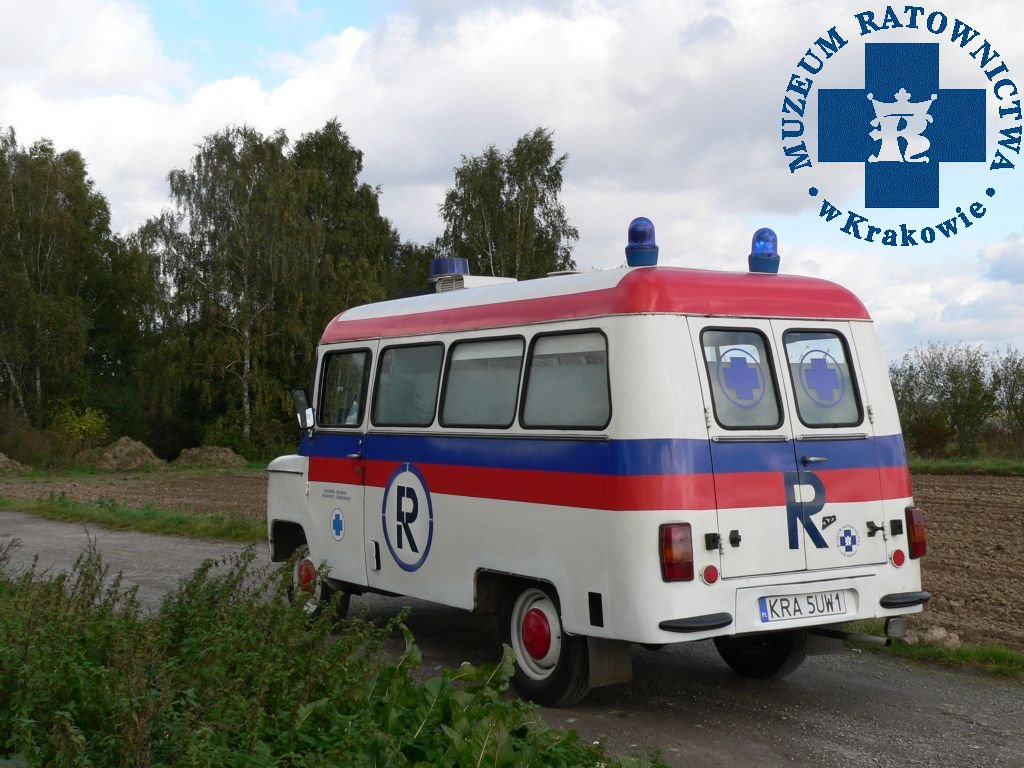 "Nysa 522 ""R"" - Samochód"