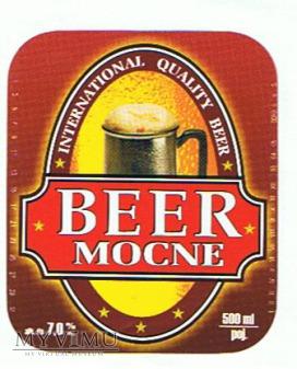 beer mocne