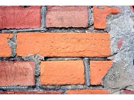 """Duże zdjęcie """"Stara Prochownia"""" - budynek A - inskrypcja #006"""