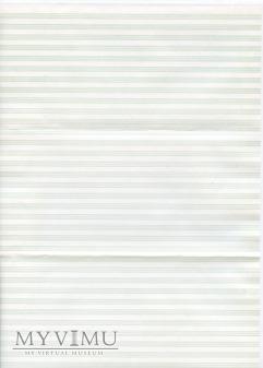 Papier listowy w linie
