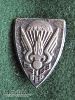 1° bataillon étranger de parachutistes- D.Rom.
